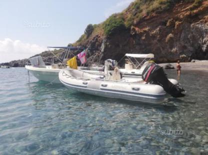 Location Semi-rigide Lomac Nautica 500 Stromboli