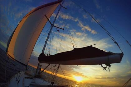 Charter Sailboat BENETEAU OCEANIS CLIPPER 411 Balestrate