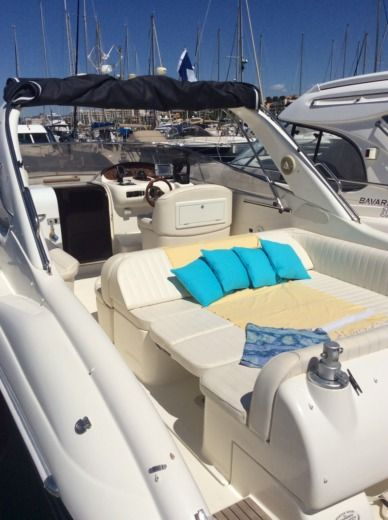 Motorboat AIRON MARINE 301 peer-to-peer