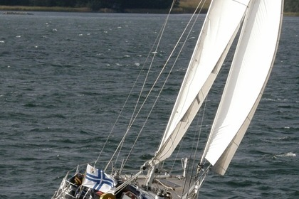 Charter Sailboat Swan 43 Pargas