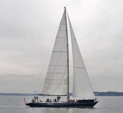 Charter Sailboat Sparkman & Stephens Sailboat Seattle