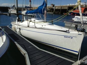 Charter Sailboat Beneteau First 210 Spirit Larmor-Plage