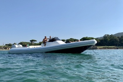 Rental RIB Magazzù MX11 San Vincenzo