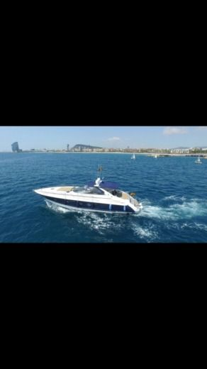 Sunseeker Camargue 52 in Barcelona peer-to-peer