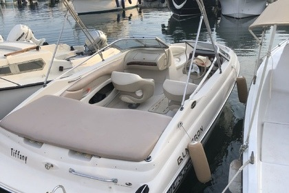 Charter Motorboat Glastron MX185 Beaulieu-sur-Mer