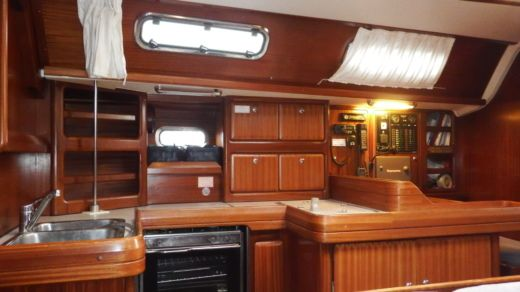 Bavaria 50-5 in Lisbon for hire