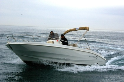 Rental Motorboat Idea Marine 58 Bordighera