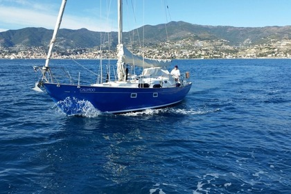 Charter Sailboat Robert Ives Shipyard Biskay 36 Imperia