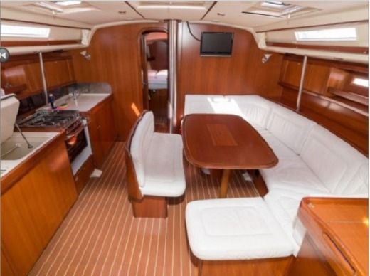 Sailboat Dufour 455 Grand Large (Comodo)