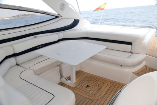 Motorboat Sunseeker Superhawk50