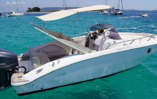 Sessa Marine Key Largo 24 in Zadar for hire