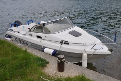 Charter Motorboat SESSA MARINE OYSTER 18 Neuf-Brisach