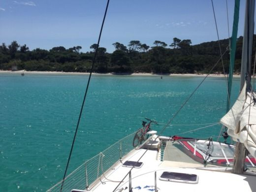 Catamaran Nautitech Nautitech 40 for hire