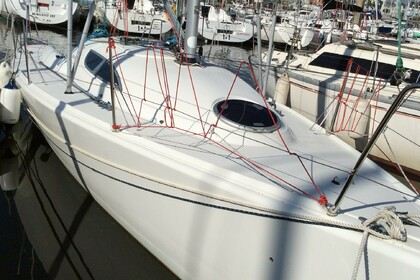 Charter Sailboat ARCHAMBAULT GRAND SURPRISE La Trinité-sur-Mer