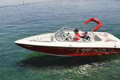 Hire Motorboat Reinell 203 South Lake Tahoe