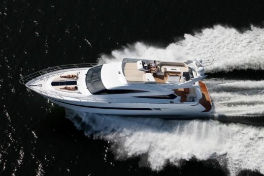Motorboat Galeon 640 for hire