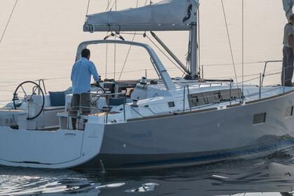 Rental Sailboat OCEANIS 38,1 Oakland