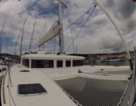 Catamaran Lagoon Lagoon 45 for hire