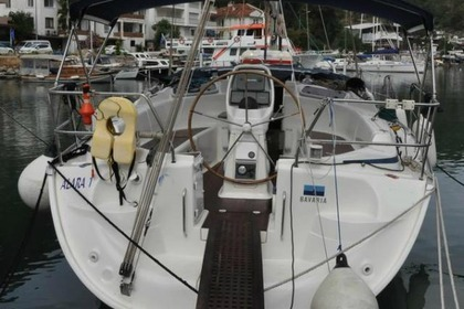 Hire Sailboat Bavaria Cruiser 37 Fethiye