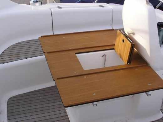 Sailboat Bavaria 39 Cruiser