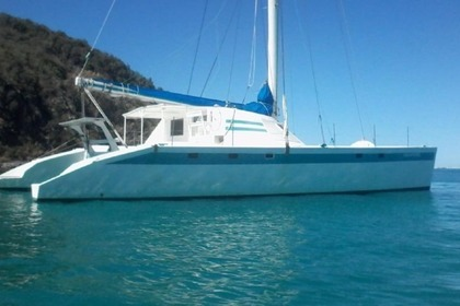 Rental Catamaran amateur butterfly Sainte-Anne