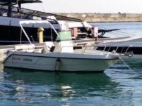 Motorboot Elan Fisherman 570