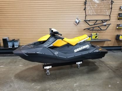 Rental Jet ski Sea Doo Spark 900 Ho Ace Bellingham