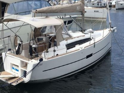 Rental Sailboat Dufour 360 Gl Cagliari