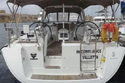Hire Sailboat BENETEAU OCEANIS 50 FAMILY Kalkara