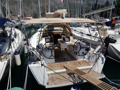 Location Voilier Dufour Dufour 350 Grand Large Dubrovnik
