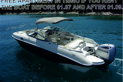 Rental Motorboat STINGRAY 234 Tisno