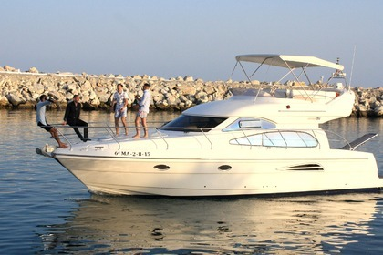 Rental Motorboat ASTONDOA Fly 40 Marbella
