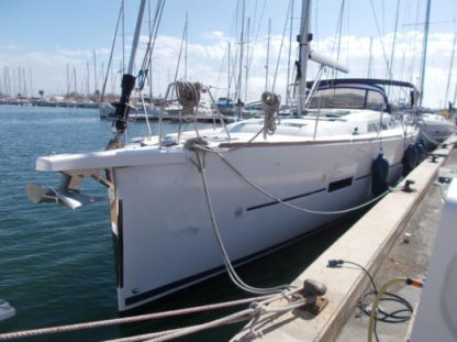 Rental Sailboat Dufour 460 Tropea
