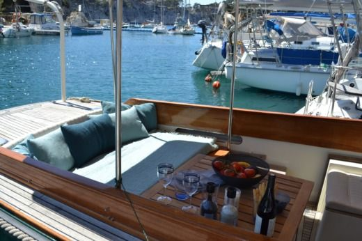 Latitude46 Andreyale40 in Cassis for rental