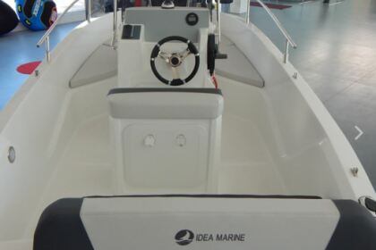 Rental Motorboat IDEA MARINE IDEA 53 Taranto