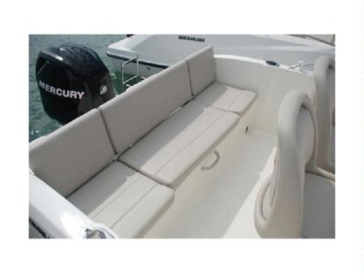 Motorboot Quicksilver Activ Open 555