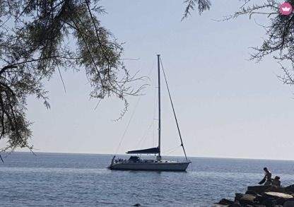 Charter Sailboat First 53F5 Lavagna