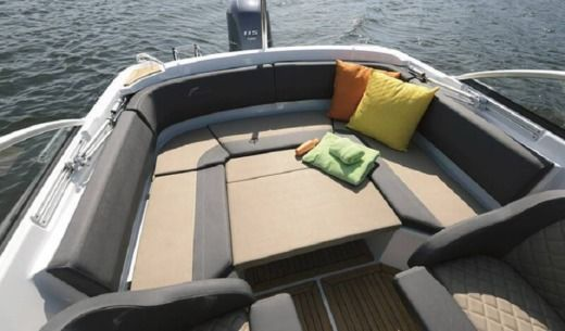 Motorboat Finmaster 62Dc
