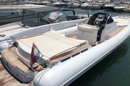 Rental RIB Magazzu MX11 Coupe Formentera