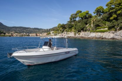 Rental Motorboat Nano Marine Tender 7.50 Santa Margherita Ligure