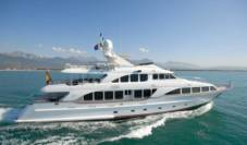M/y Benetti 120 in Athens for rental