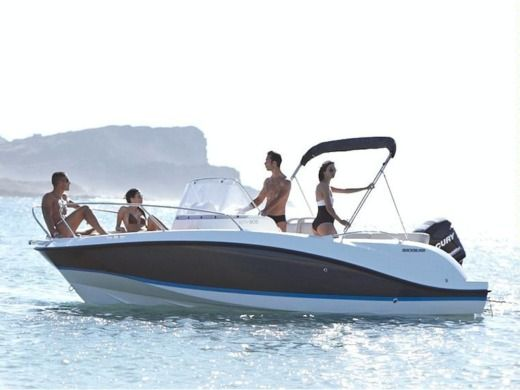 QUICKSILVER 605 Sundeck in Marseille for hire