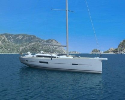 Charter Sailboat Dufour Yachts 520 Gl Antigua and Barbuda