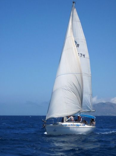 Sailboat Dromor Apollo 12 for hire