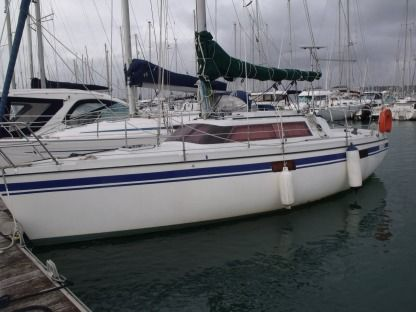 Rental Sailboat Wrighton Bi-Loup 88 Pornichet