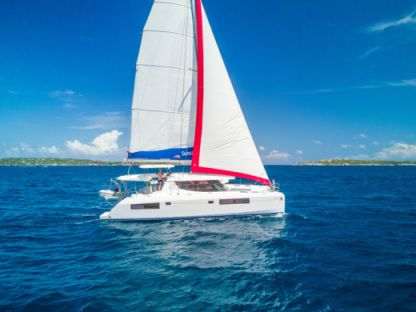 Location Catamaran Sunsail 454 Antigua-et-Barbuda
