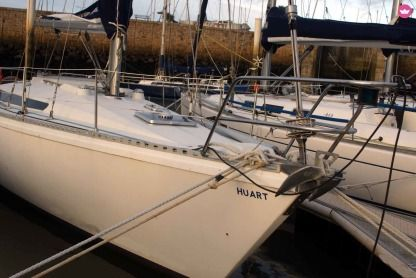 Charter Sailboat Gibsea - Gibert Marine Gib Sea 116 Les Pieux