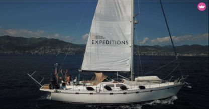 Charter Sailboat Annassis Atlantic 55 Lavagna