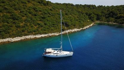 Charter Sailboat Elan 494 Impression Split