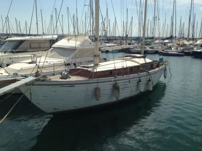 Rental Sailboat Boudignon Flamant Fos-sur-Mer